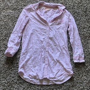 Victoria's Secret long sleeved nightgown